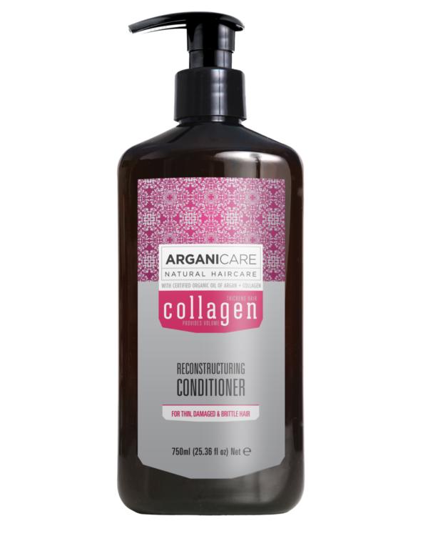 collagene apres shampoing 750 ml